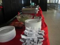 servicio Buffet en Managua