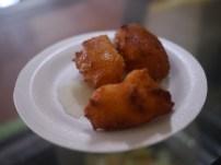 Exquisito Bunuelos elaborados en Banquets Home Food en Managua Nicaragua