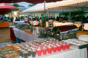 banquete a domicilio en Nicaragua (1)