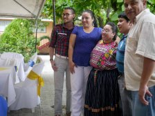 Evento de comidas tipicas de Nicaragua (10)