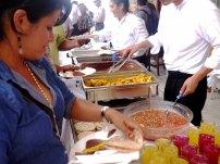 Evento de comidas tipicas de Nicaragua (2)