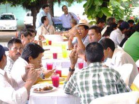 Evento de comidas tipicas de Nicaragua (5)