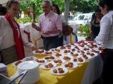 Evento de comidas tipicas de Nicaragua (8)