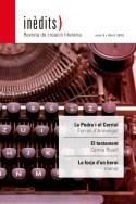 La Pedra i el Corriol - Inèdits - abril 2015.2