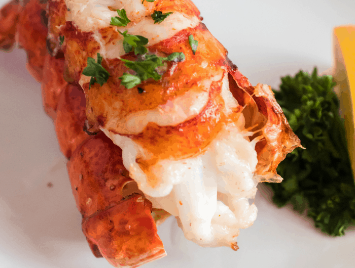 When you sink your teeth into this Juicy Air Fryer Lobster Tail you are going to be in food heaven. So succulent, buttery, and easy to make!