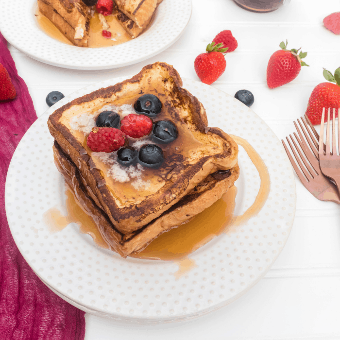 Blackstone Griddle French Toast With Texas Toast