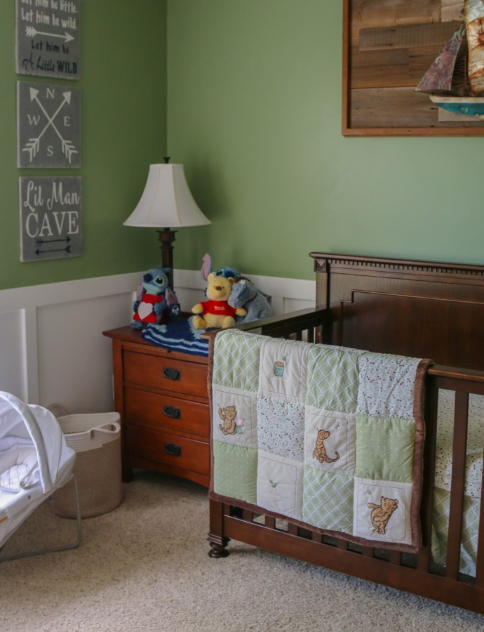 Guest Room to Nursery :: Week 2