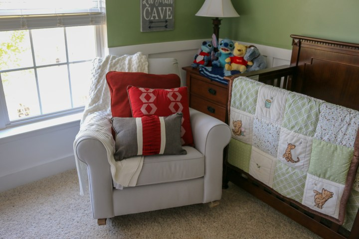 Guest Room to Nursery :: Week 3