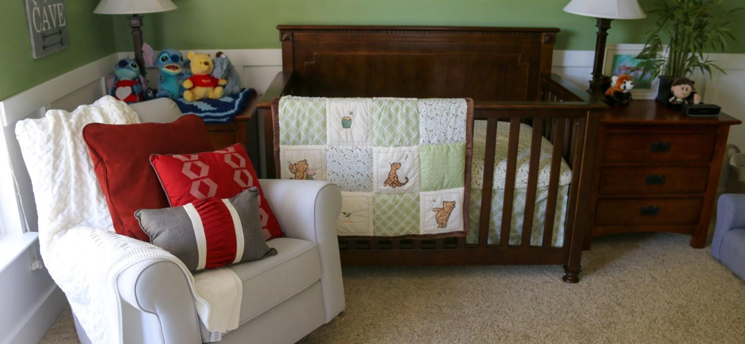 Guest Room to Nursery :: Week 4