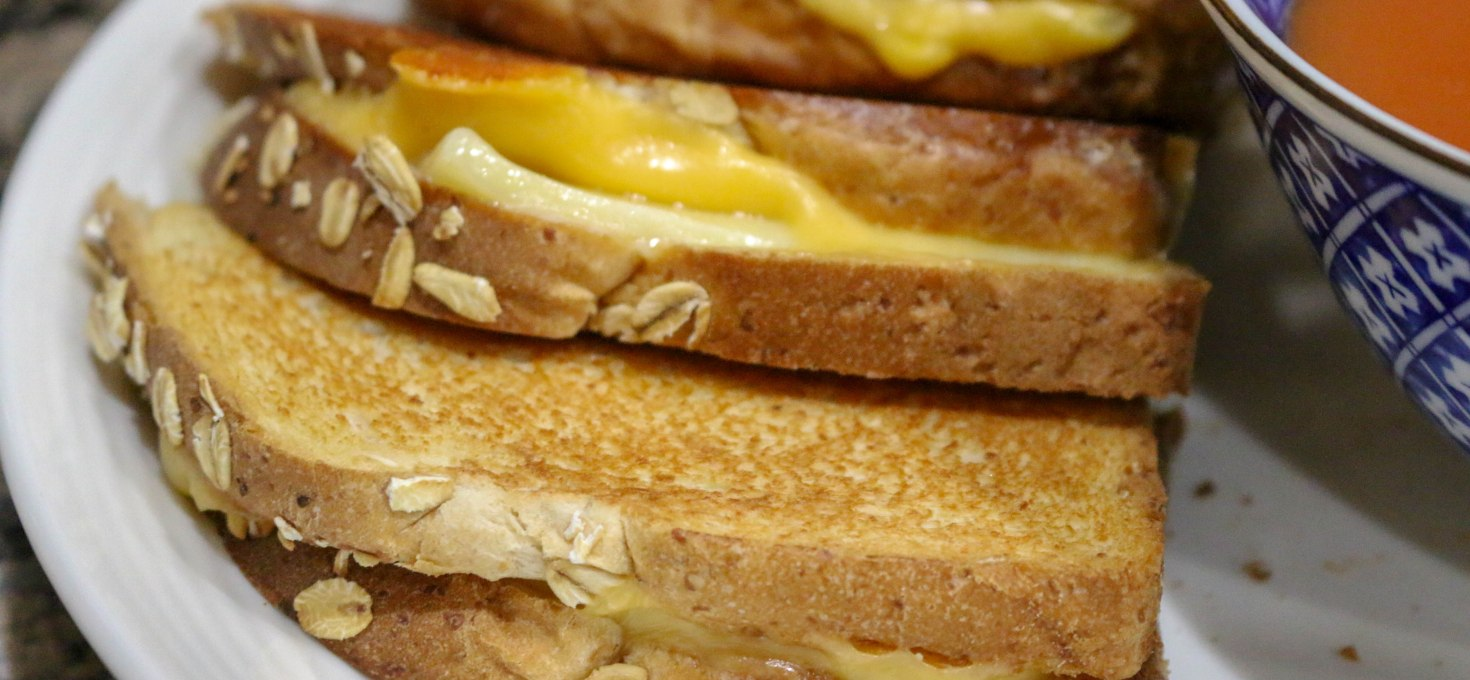 Foodwatch :: THAT Grilled Cheese Sandwich