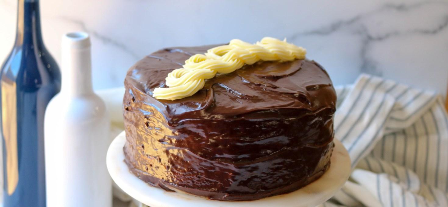 Chocolate Cupcake Layer Cake