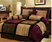 Comforter Set California-cal King Size Bedding