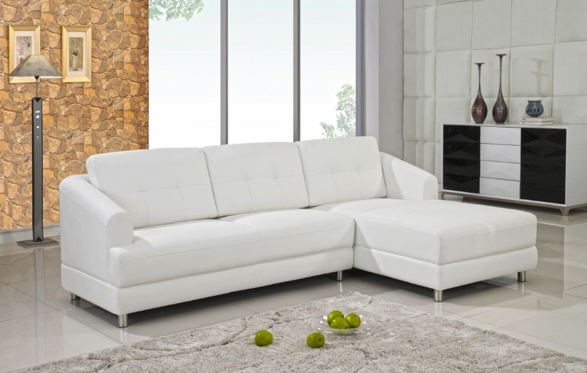 cushion sofa set grey cover white sectional | home furniture stock