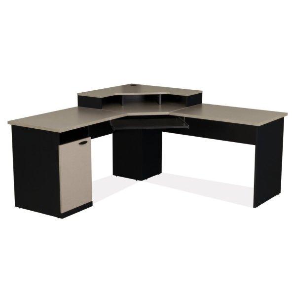 Corner Computer Desk Home Office Furniture
