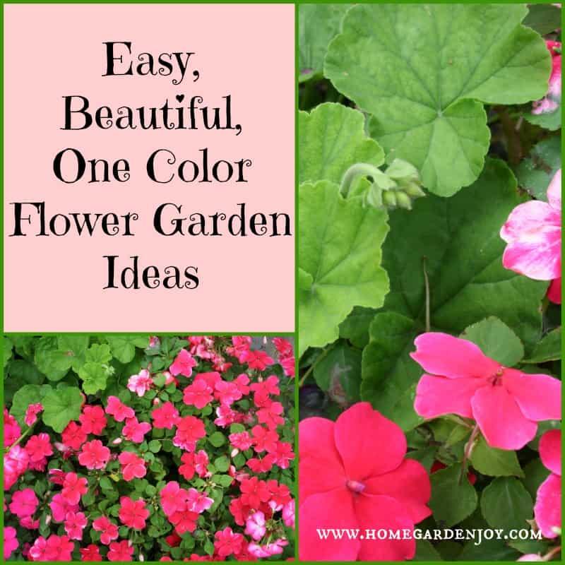 Easy Flower Garden Design Ideas Home Garden Joy