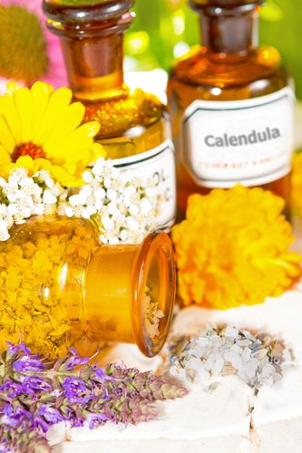 calendula herbal remedy