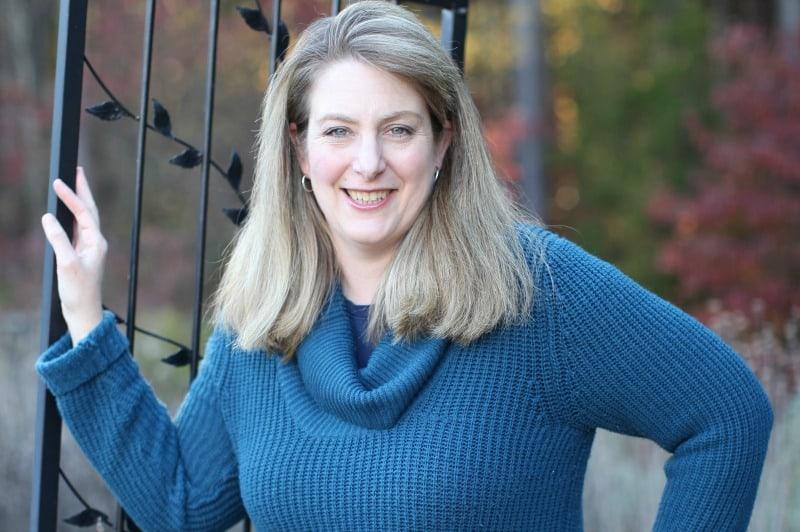 writer Jeanne Grunert