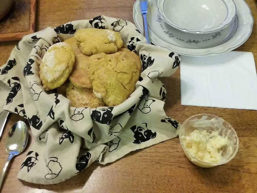 Pumpkin Recipes Buttermilk Biscuits