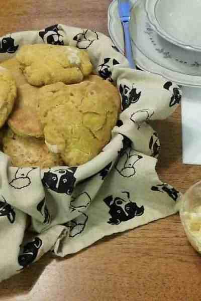 Photo of pumpkin recipe - biscuits.