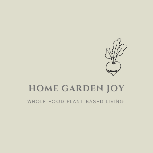 home garden joy logo