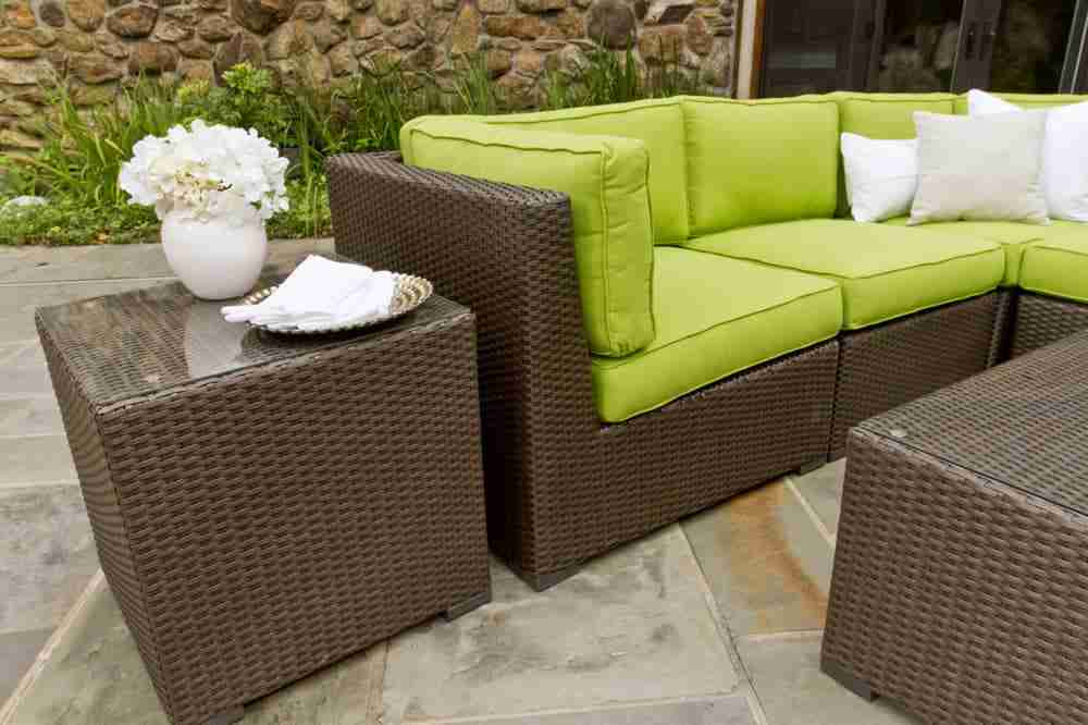rattan 4 piece sofa set black sofas wilson road huyton best place to buy wicker patio furniture
