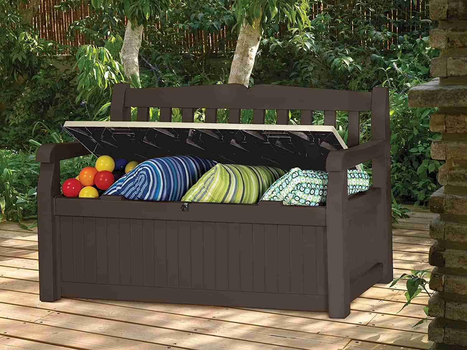 9 Best Outdoor Storage Bench Reviews