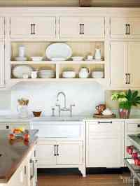 Cream and White Kitchens: Happy Accident or Stroke of ...