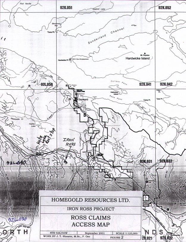 HomeGold Resources Ltd.