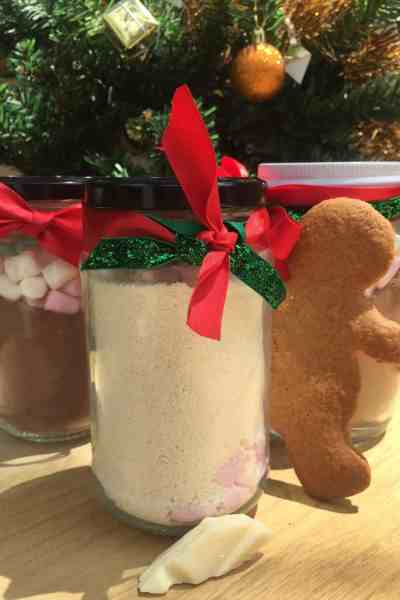 Christmas in a Jar: Hot Chocolate Three Ways