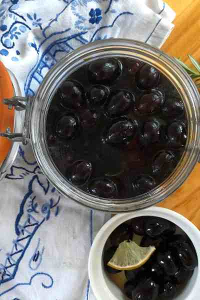 Make Your Own Brine-Cured Olives