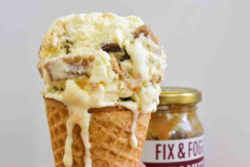 No Churn ice cream