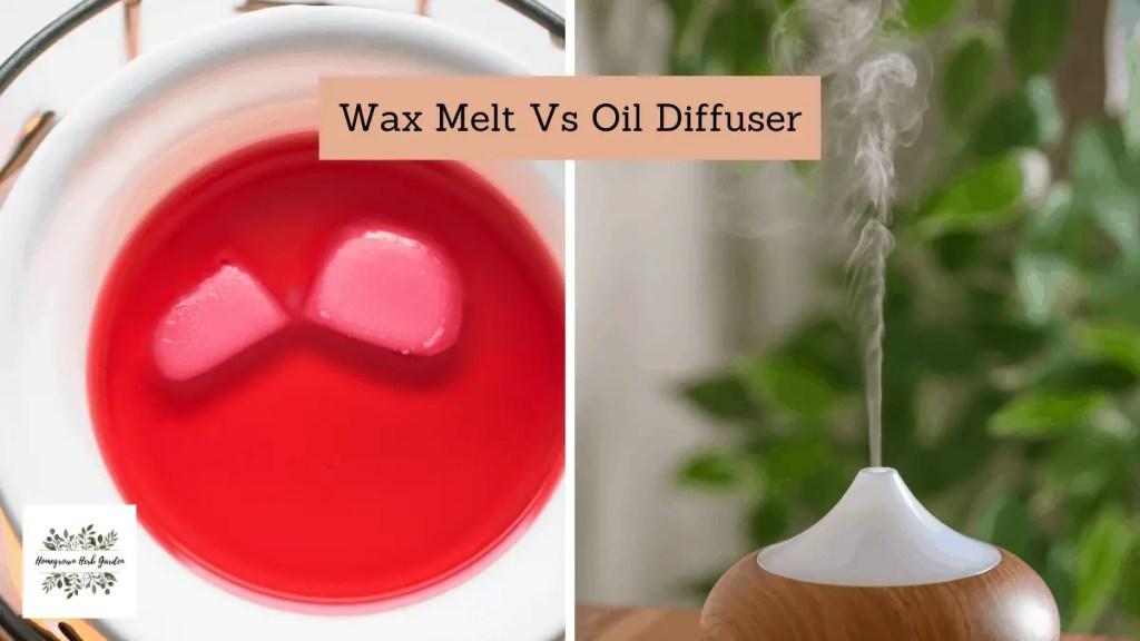 wax warmer vs oil diffuser