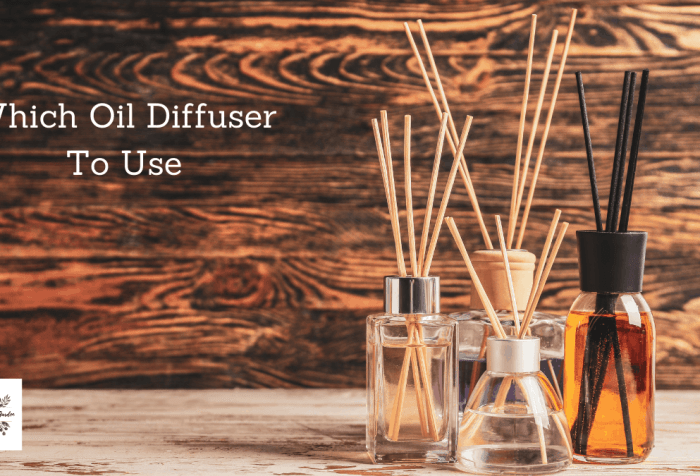 oil diffusers - types and uses