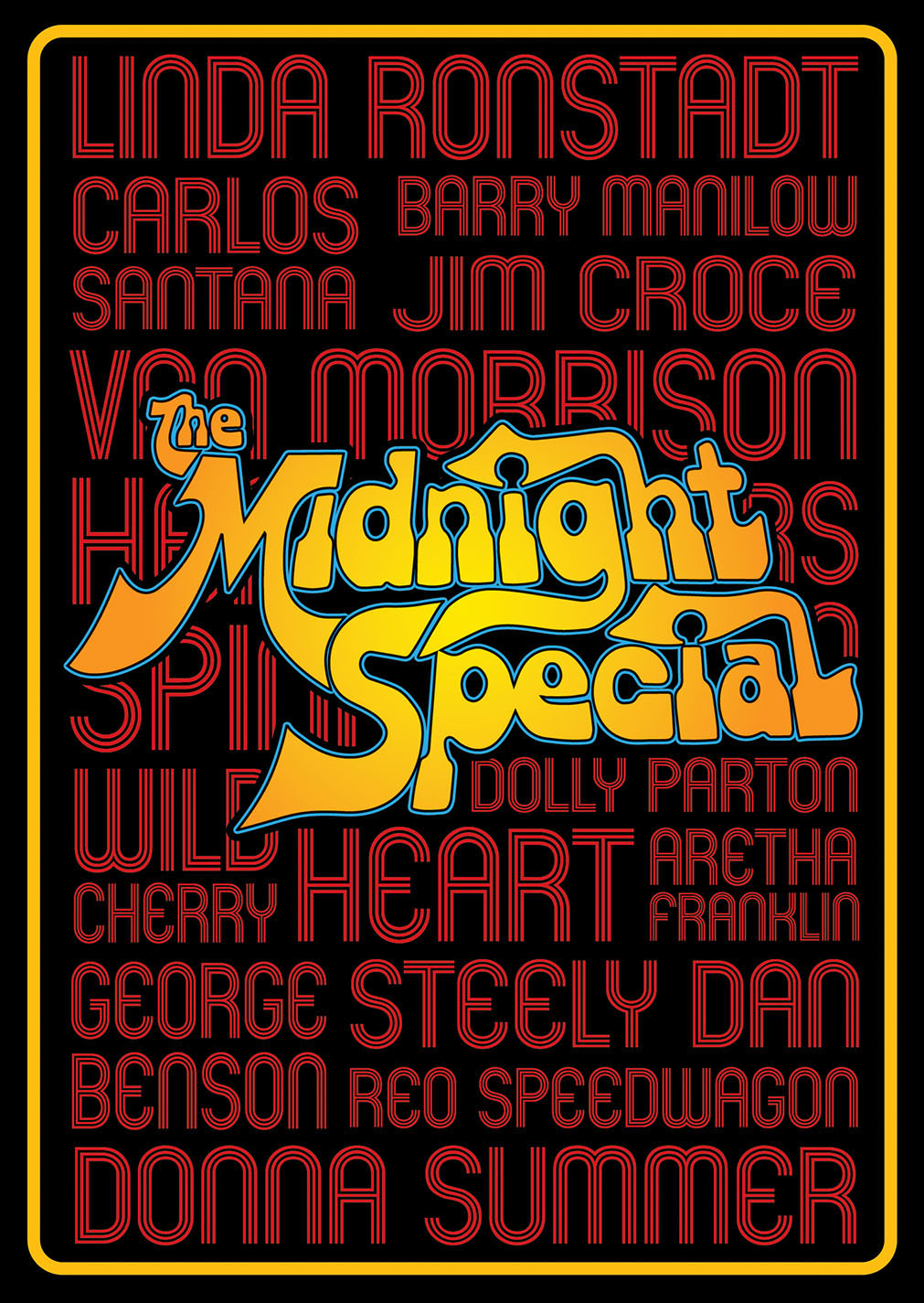 The Midnight Special 3DVDs  Leeways Home Grown Music