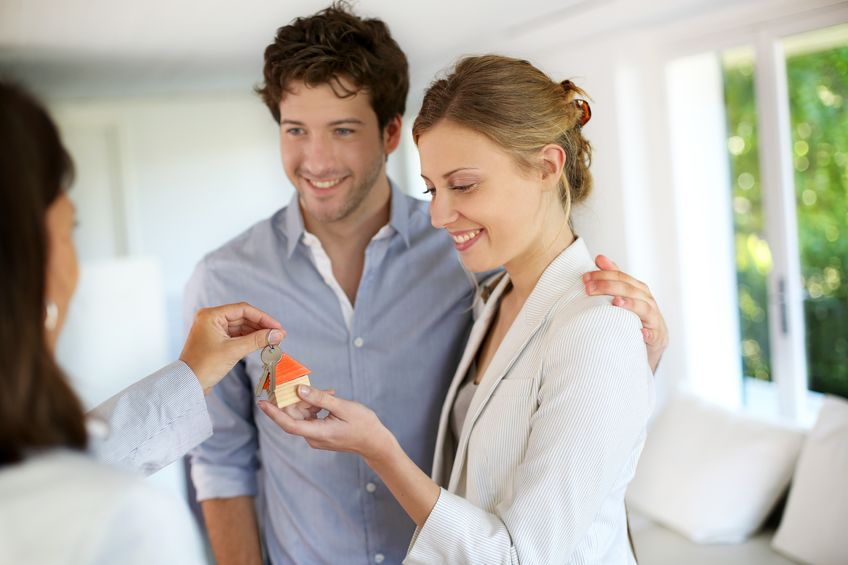 Three important steps in the home buying process