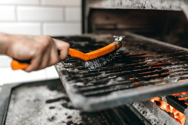 How To Get Your Grill Sparkling Clean