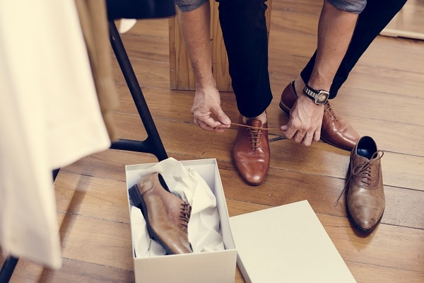 How To Break In New Shoes Fast