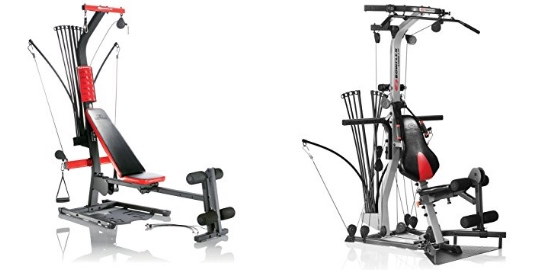 Bowflex Pr1000 Workout Area