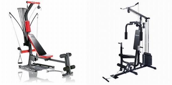 Bowflex Weight Workouts