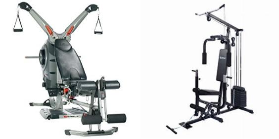 Bowflex Pr1000 Workout Area