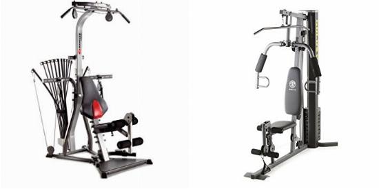 Bowflex Xtreme SE Home Gym vs Gold's Gym XRS 50 Home Gym