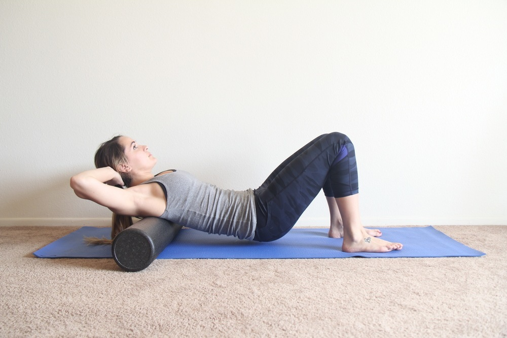 The Ultimate Foam Roller Exercise Guide 25 Moves and Stretches