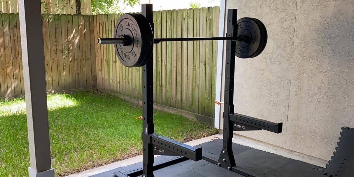 best half racks for your home gym in