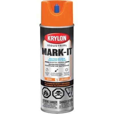 krylon 482g safety orange acrylic