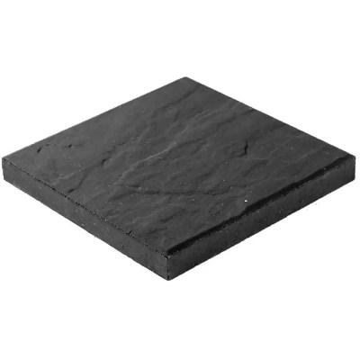 barkman concrete 16 x 16 charcoal patio stone