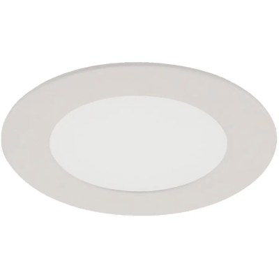 liteline 4 round 9w dim to warm recessed white led pot light for insulated ceilings
