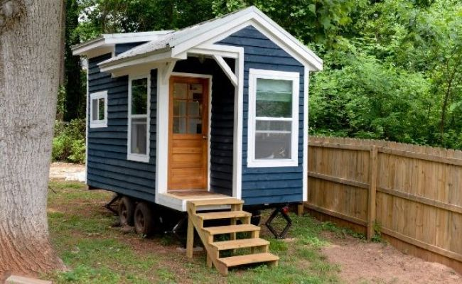 Sicily Kolbeck S 10 000 Tiny House As A Tribute To Her