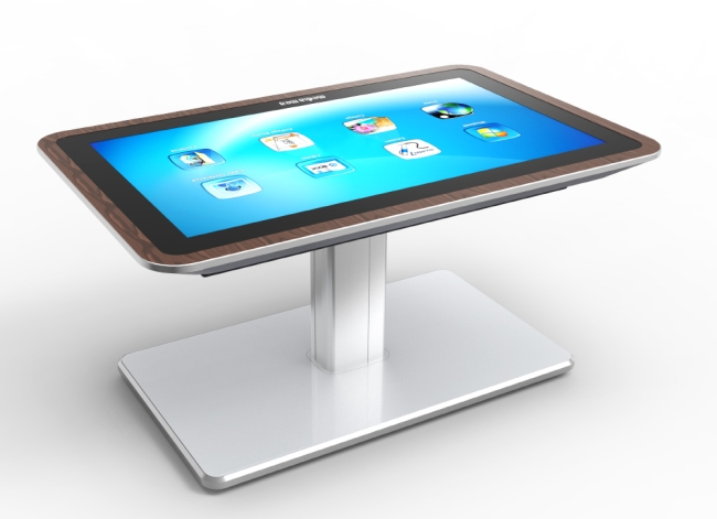 Mesa interactive coffee table is 46