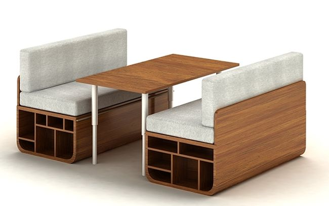 what to put behind a sofa tylosand bed instructions multifunctional combo furniture system by goce milanoski