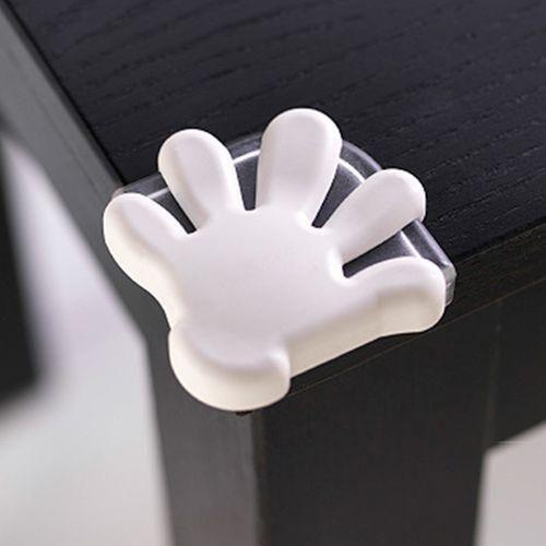 Ikea Patrull Corner bumper Black8 pack  Home Harmony